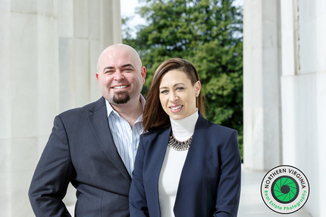 Washington DC Realtor team headshot